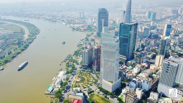 Vị trí bắt đầu tuyến đường xen sông Sài Gòn do tập đoàn Tuần Châu đề xuất, từ Bến Bạch Đăng (quận 1), kéo dài đến huyện Củ Chi.