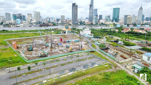 Nằm ngay bên cạnh siêu dự án Empire City, Tập đoàn Sunshine Group chuẩn bị Nam tiến với dự án 3.000 tỷ đồng.