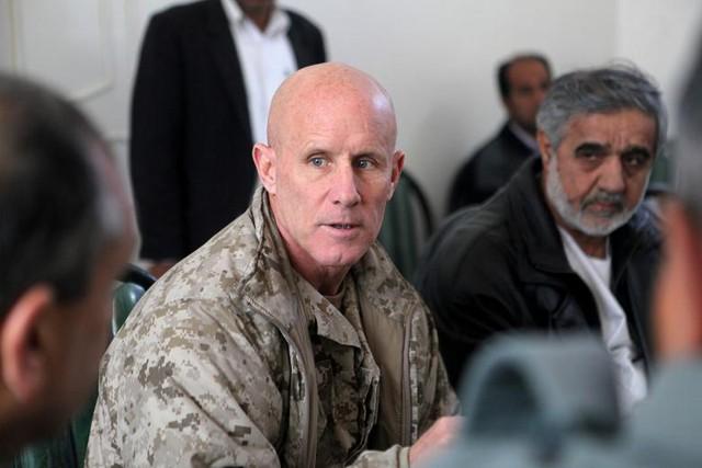 Phó Đô đốc Hải quân nghỉ hưu Robert Harward, người từ chối đề nghị làm cố vấn cho Tổng thống Trump.
