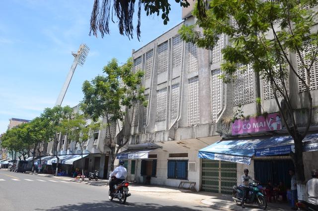 Đà Nẵng: Cận cảnh khu đất vàng sân vận động Chi Lăng đang gây xôn xao dư luận - Ảnh 3.