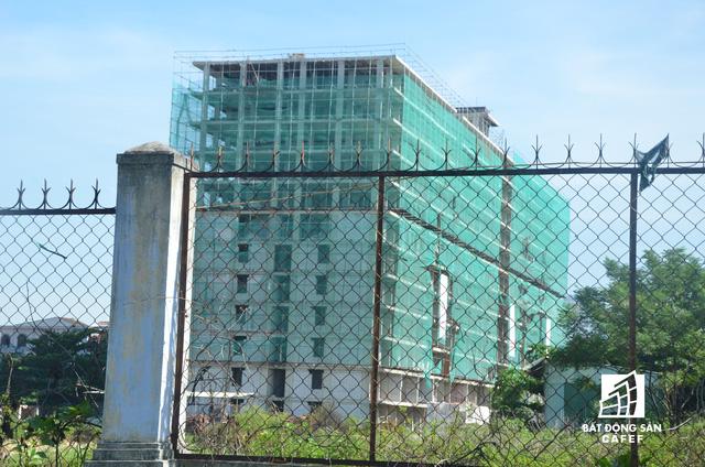Dự án được nhìn từ ngoại khu