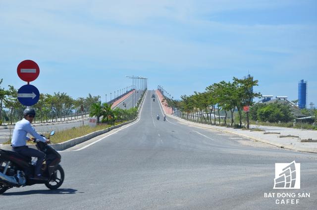 Cầu Cửa Đại - động lực giúp hàng loạt siêu dự án nghỉ dưỡng dồn dập đổ vào Quảng Nam