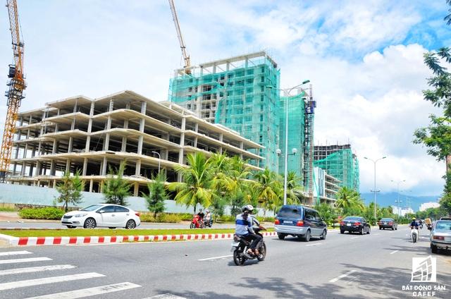 Đây là dự án lấn biển ở phía tây Phường Thuận Phước, quận Hải Châu, do Công ty TNHH Daewon (Hàn Quốc) làm chủ đầu tư, khởi công xây dựng từ 2008.