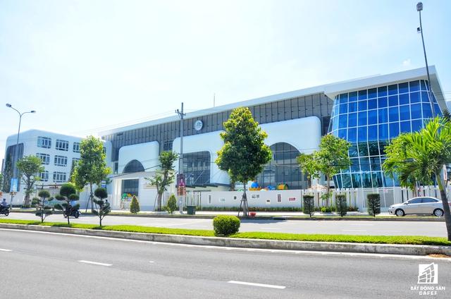 Theo thông tin trên báo Tuổi trẻ, dự án khu công viên Vân Đồn hiện đã được xây dựng thành Trường mẫu giáo ABC rộng 3.600m2 nằm gần cầu Sông Hàn thuộc phường An Hải Bắc, quận Sơn Trà.
