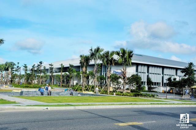 Theo hoạch định của Tập đoàn Sovico Holdings, nơi đây sẽ diễn ra các sự kiện hội họp, trưng bày, triển lãm tầm quốc tế và sắp tới được thành phố Đà Nẵng lựa chọn để tổ chức Diễn đàn Đầu tư Đà Nẵng.
