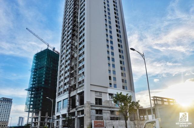 Một khách sạn khác của Sharaton được xây dựng bên cạnh tòa nhà văn phòng Quốc hội Đà Nẵng chuẩn bị đưa vào sử dụng trong tháng 10 này
