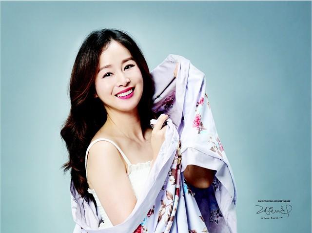 Everpia đã ký hợp đồng quảng cáo độc quyền với diễn viên được yêu thích số 1 Hàn Quốc Kim Tae Hee