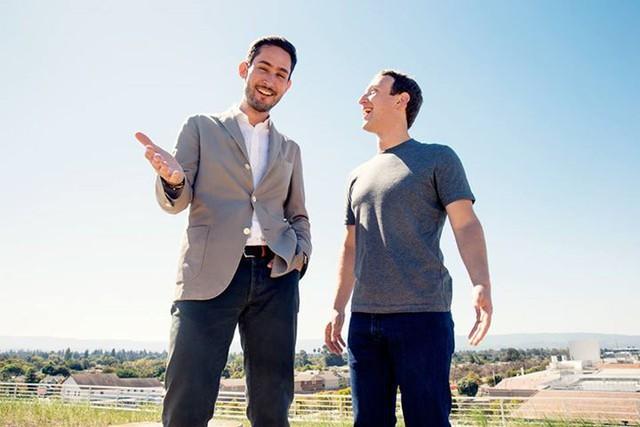 Cũng giống như Mark Zuckerberg, ông chủ của Instagram có thói quen chạy bộ hoặc đạp xe vào mỗi buổi sáng.