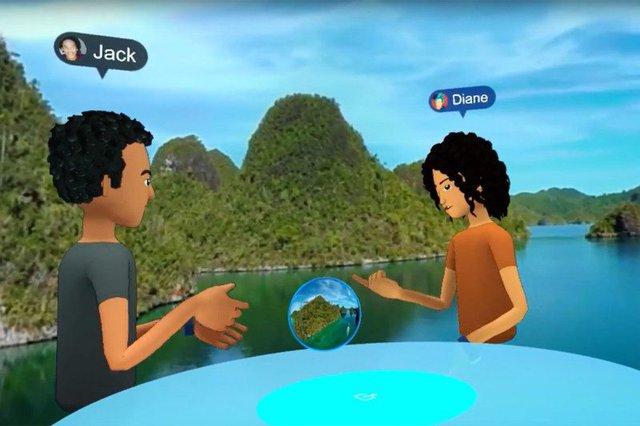 Facebook đang phát triển các ứng dụng cho công nghệ thực tế ảo trên nền tảng của mình.