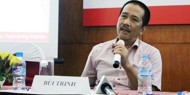 TS. Bùi Trinh, chuyên gia kinh tế độc lập