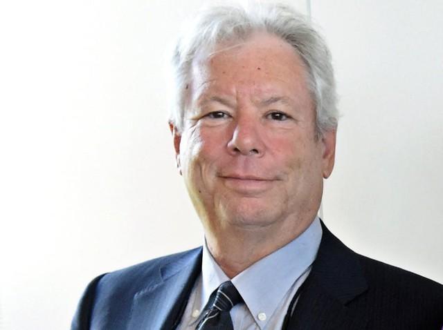 Nhà kinh tế học người Mỹ Richard Thaler đã giành giải Nobel Kinh tế 2017
