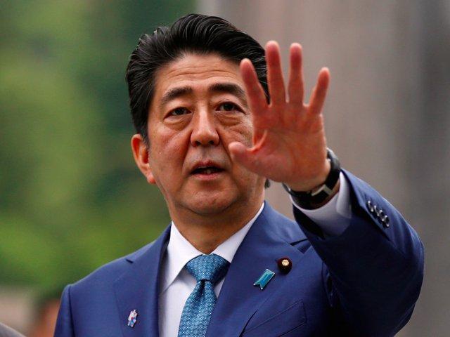 Thủ tướng Nhật bản Shinzo Abe cũng là gương mặt quen thuộc với G7 trong vài năm gần đây.