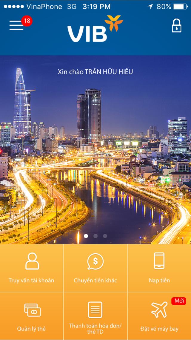 Đa dạng các ứng dụng Mobile Banking ngân hàng