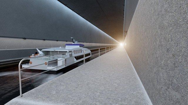Na Uy phá vỡ mọi giới hạn với kế hoạch xây hầm vượt núi cho tàu thủy đầu tiên trên thế giới - ảnh 6
