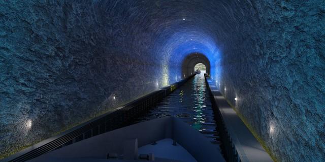 Na Uy phá vỡ mọi giới hạn với kế hoạch xây hầm vượt núi cho tàu thủy đầu tiên trên thế giới - ảnh 8