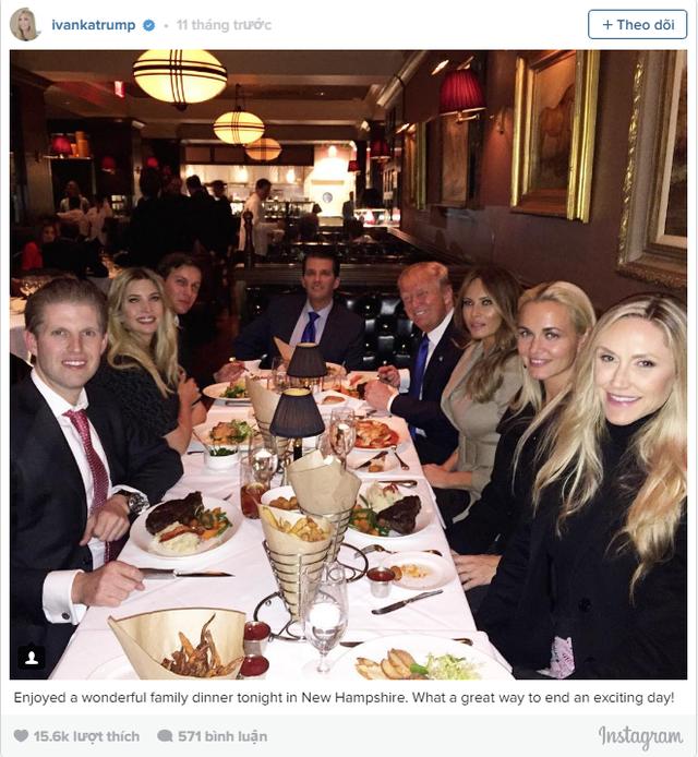 Gia đình của Donald Trump