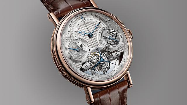 Đồng hồ Tourbillion luôn được coi là sản phẩm đỉnh cao mà bất kỳ nhà sản xuất đồng hồ nào cũng mong muốn có trong bộ sưu tập của mình. Chiếc Tourbillion đầu tiên được phát minh bởi Abraham-Louis Breguet như một dạng đồng hồ bỏ túi. Hiện nay nó đang được lưu giữ tại Bảo tàng Anh.