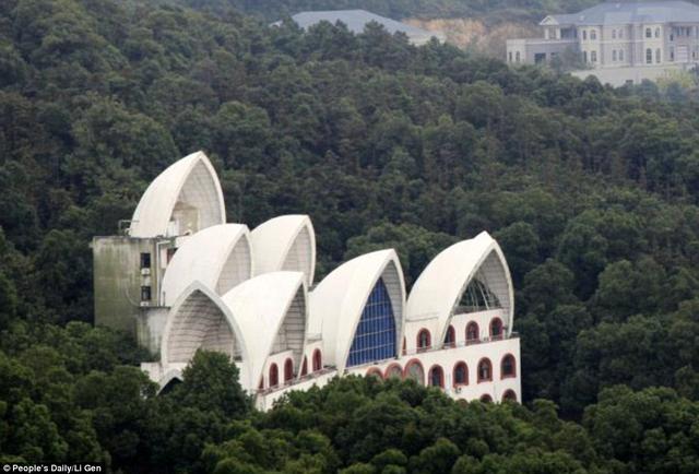 Bản sao của nhà hát Sydney.