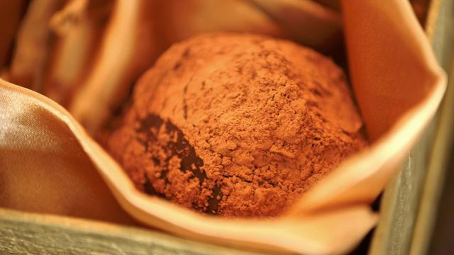 Món sô-cô-la nấm truffles giá 1.000USD được chế biến bởi đầu bếp Frizt Knipschildt. Sô-cô-la tuyệt hảo được nhập từ Ecuador bao bọc loại nấm quý hiếm nhất thế giới. Nấm truffles có giá tới 1.600USD/0,45kg, là loại nấm đắt giá nhất thế giới với mỹ vị được mệnh danh là viên kim cương trên bàn ăn.
