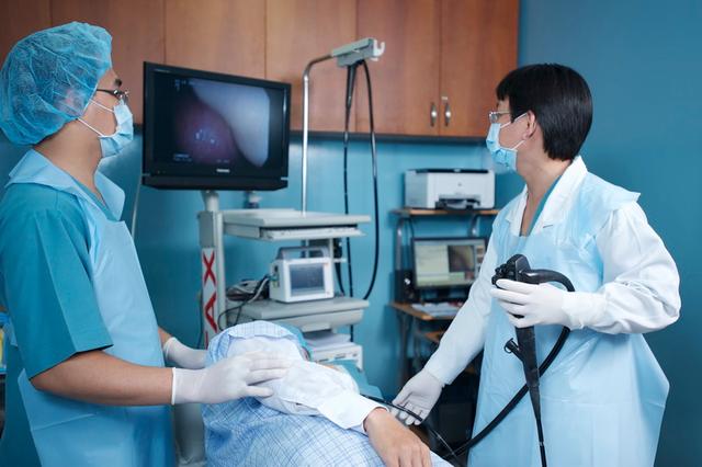 Nội soi dạ dày là biện pháp tốt nhất để phát hiện bệnh ung thư dạ dày.