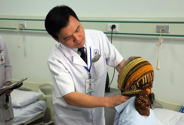 Tiến sĩ, bác sĩ Nguyễn Thanh Hồi, Giám đốc bệnh viện đa khoa quốc tế Hải Phòng.