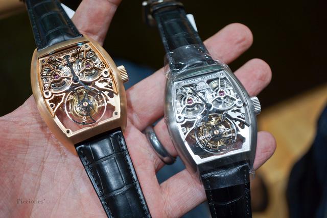 Đồng hồ Franck Muller Aeternitas Mega 4 được mệnh danh là Đệ nhất tinh xảo.