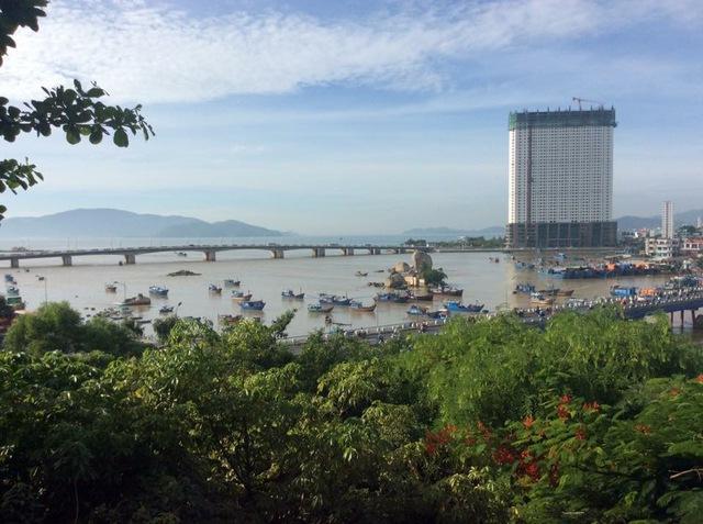 Công trình đồ sộ của Mường Thanh tại Nha Trang cũng bị dính phốt và đang chờ cơ quan chức năng xử lý