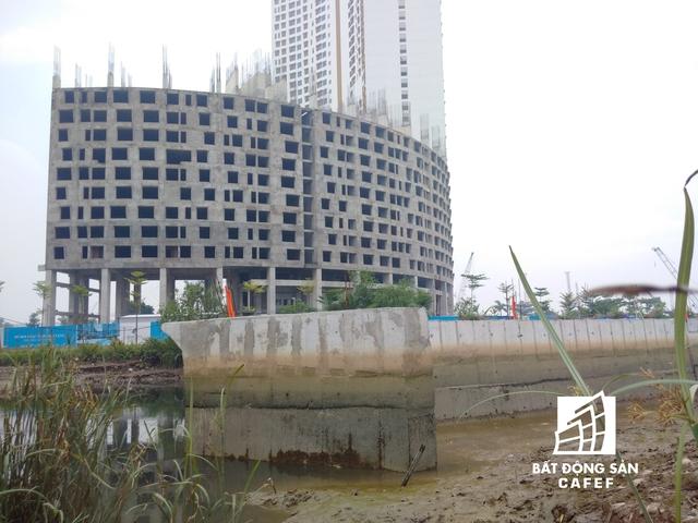 Dự án River City và siêu dự án 6 tỷ đô của Vạn Thịnh Phát nằm cạnh nhau.