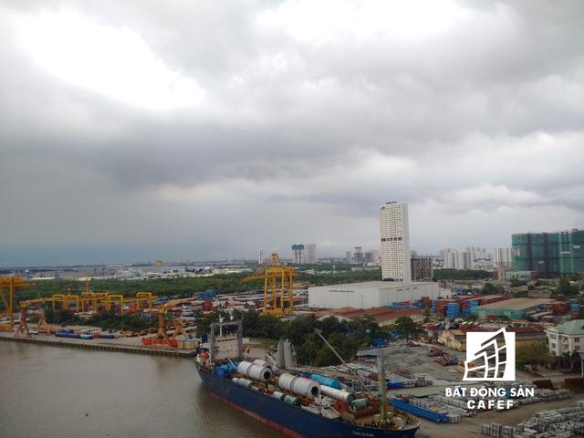 Bên cạnh dự án, khu vực đường Đào Trí dẫn vào dự án 6 tỷ đô của Vạn Thịnh Phát, hiện đang có nhiều dự án cao cấp khác của Phát Đạt, Sacomreal, An Gia Invesmtent đang triển khai thi công.
