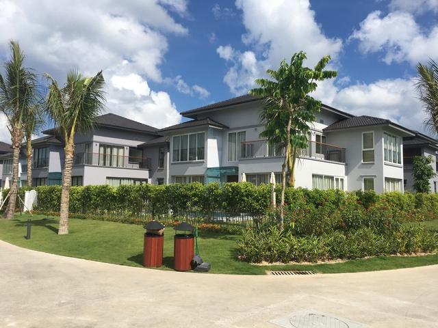 Biệt thự nghỉ dưỡng Novotel Phú Quốc được đưa vào khai thác.