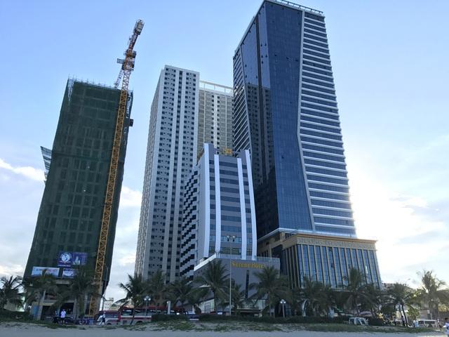 Dự án Tổ hợp condotel Mường Thanh Đà Nẵng vừa chính thức đưa vào vận hành sau hơn 3 năm thi công.