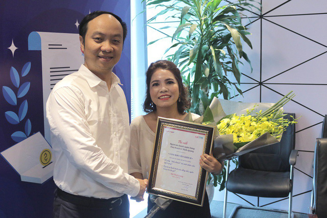 Tác giả Hồ Thị Lương - Giải khuyến khích
