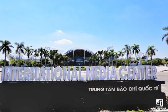 Cận cảnh loạt công trình quan trọng phục vụ APEC 2017 những ngày sắp về đích - Ảnh 13.