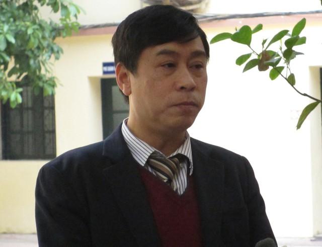 Ông Cao Bảo Anh, Chuyên viên Cục Công nghiệp (Bộ Công thương).