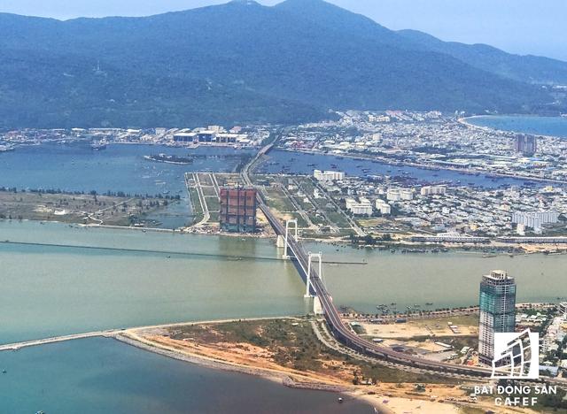 Khu đô thị đã được UBND TP Đà Nẵng phê duyệt bản đồ quy hoạch 1:500, có sổ đỏ từng lô và đã được thi công cơ sở hạ tầng, bán đất cho khách hàng.