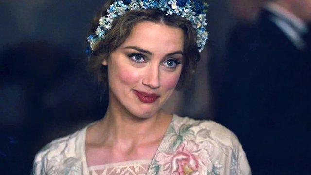 """Năm 2015, Heard góp mặt trong bộ phim đình đám """"The Danish Girl"""" của Tom Hooper"""