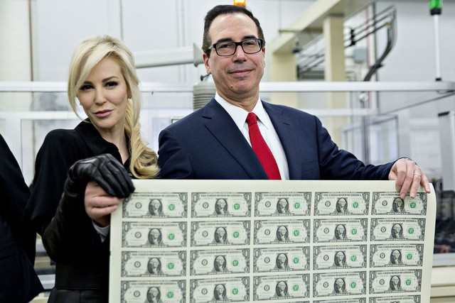 Dự kiến, tờ tiền mới sẽ được đưa vào lưu thông trong tháng tới.