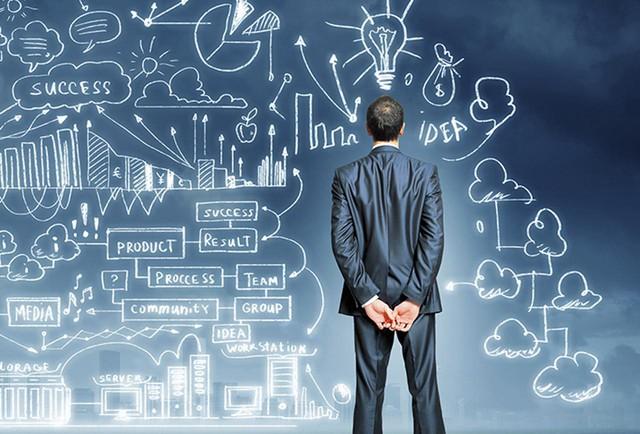 Các doanh nhân luôn có quá nhiều điều phải suy nghĩ.