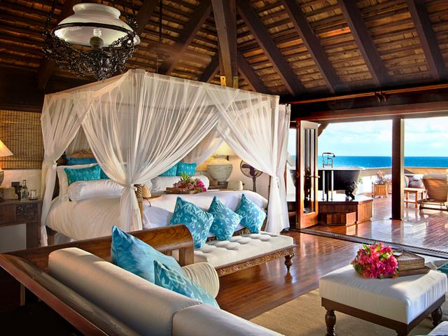 Hòn đảo này có thể tiếp đón tối đa 34 vị khách.