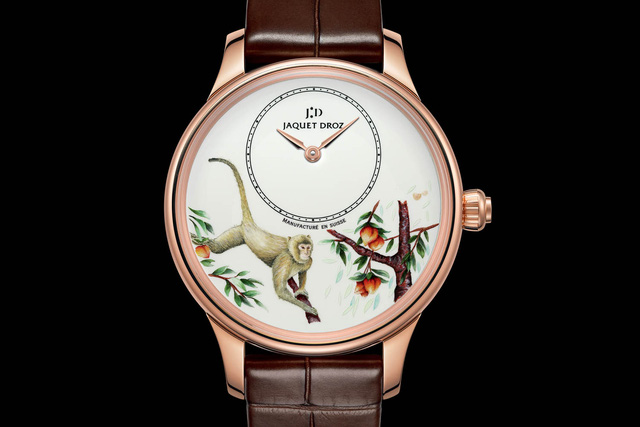 Đồng hồ Petite Heure Minute Monkey có giá trị gần 1 tỷ đồng.