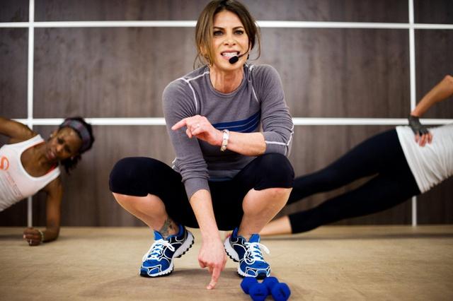 Jillian Michaels đã truyền cảm hứng giảm cân cho hàng triệu người trên thế giới.