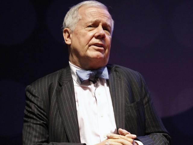 Huyền thoại Jim Rogers nói gì về vàng, nỗi sợ hãi và tại sao bạn nên đầu tư vào nông nghiệp?