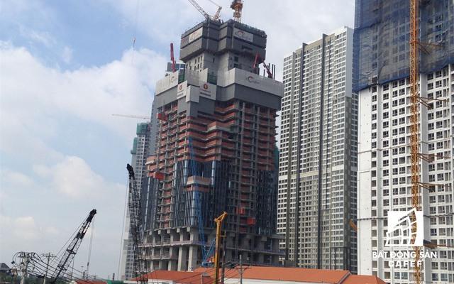 The Landmark 81 có kiến trúc hình ảnh bó tre tượng trưng cho sức mạnh, sự đoàn kết và tinh thần vươn lên của người Việt.