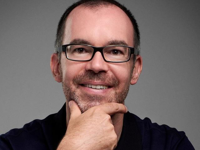 Laurent Le Gourrierec, phó chủ tịch của các đối tác chiến lược tại Nokia.