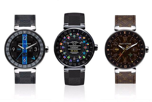 Áp lực cạnh tranh buộc Louis Vuitton phải phát triển đồng hồ thông minh để tránh bị tụt hậu.