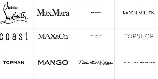 Một số thương hiệu Maison phân phối