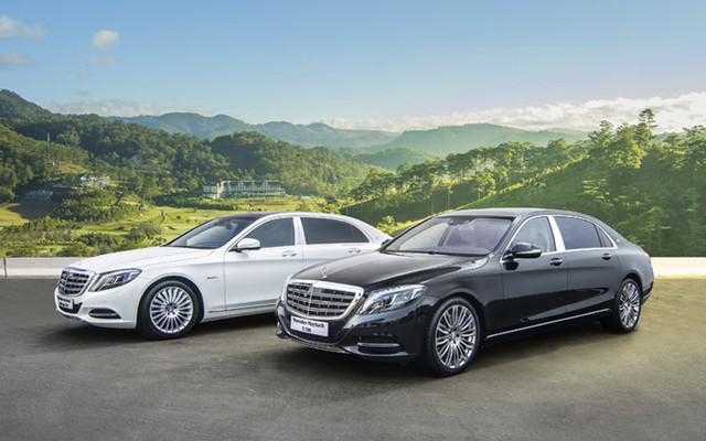 Ngày 17/3, Mercedes-Benz Việt Nam đã quyết định bổ sung danh mục xe siêu sang với 2 sản phẩm mới là Mercedes-Maybach S 400 4MATIC và Mercedes-Maybach S 500 nhằm đáp ứng nhu cầu đa dạng và khác biệt của nhiều đối tượng khách hàng khác nhau.