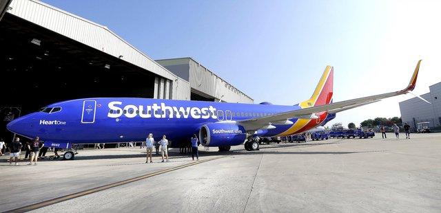 Phi cơ của Southwest Airlines
