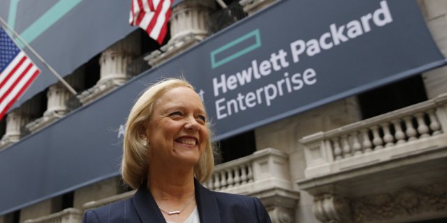 Meg Whitman - CEO của Hewlett Packard Enterprise từng theo học chuyên ngành kinh tế tại đại học Princeton. Sau đó, bà lấy bằng MBA tại đại học Harvard. Ban đầu, bà muốn trở thành một bác sĩ và nghiên cứu khoa học. Tuy nhiên, sau một kỳ nghỉ hè làm thêm công việc bán quảng cáo cho một tạp chí, Meg đã quyết định chuyển sang theo đuổi chuyên ngành kinh tế.