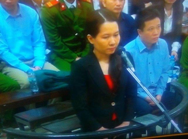 Nguyễn Minh Thu khai nhận chỉ đạo của Nguyễn Xuân Sơn về thu phí qua BSC - Ảnh 1.